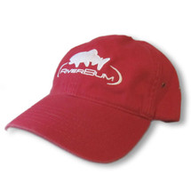RiverBum Hat Crimson Red