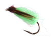 Deep Sparkle Pupa, Green