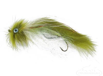 Bjorn's Mr. Creepo Olive White