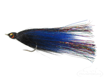 Witches Broom-Blue/Black