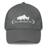 RiverBum Charcoal Hat