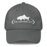 RiverBum Charcoal Hat