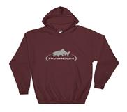 RiverBum Maroon Sweatshirt