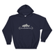 RiverBum Navy Blue Sweatshirt
