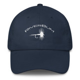 Navy Dry Fly RiverBum Hat