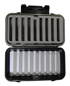 RiverBum Signature Leaf Fly Box