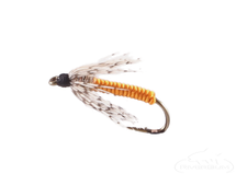 Soft Hackle, Partridge, Orange