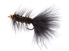 Wooly Bugger, Bead Head, Olive-Black