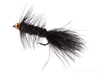 Wooly Bugger, Bead Head, Peacock-Black