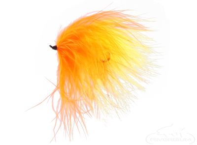 Marabou, Yellow-Orange