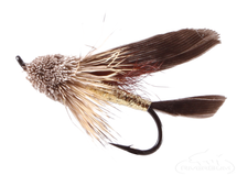 Muddler Minnow, Salmon Hook