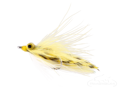 Shrimp, Marabou, Yellow