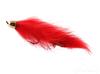 Bunny Leech, Red, Cone Head, Salmon Hook