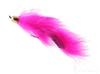 Bunny Leech, Cerise, Cone Head, Salmon Hook