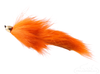 Bunny Leech, Orange, Cone Head, Salmon Hook