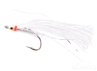 Glass Minnow, White