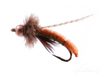 Caddis Poopah, Bead Head, Dark Tan