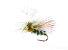 Crystal Flash Caddis Olive