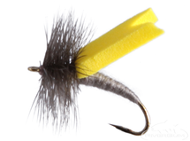 Foam Wing Caddis, Grey