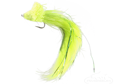 Diver, Rabbit Strip, Chartreuse