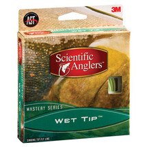 Scientific Anglers Wet Tip Clear Invisible Sinking Tip
