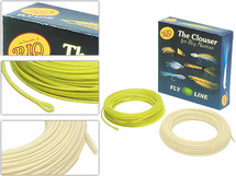Rio Coldwater Clouser Floating Fly Line