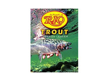 Rio Trout Knotless Tapered Leaders 3-Pack