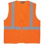 61719 ERB S388Z Class 2 Oxford Hi-Viz Orange Medium Safety Apparel - Aware Wear & Hi Viz Ts