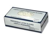 14418 ERB Disposable Latex Glove SM Gloves