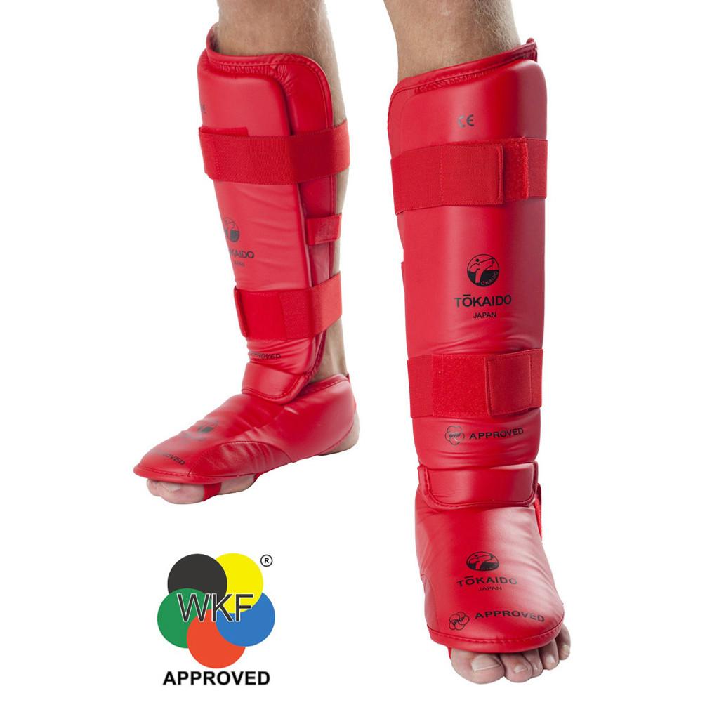 Tokaido WKF Shin and Foot Protection