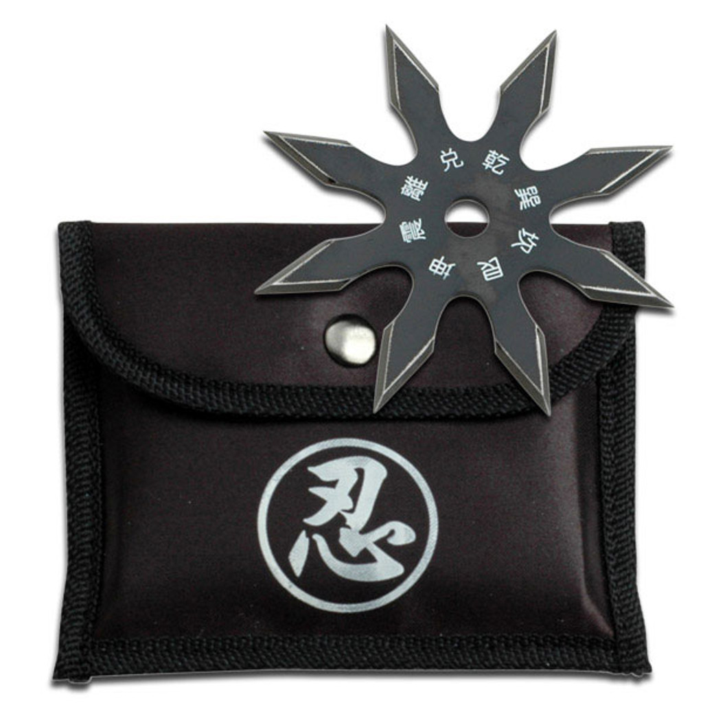 """PERFECT POINT THROWING STAR 4"""" DIAMETER"""