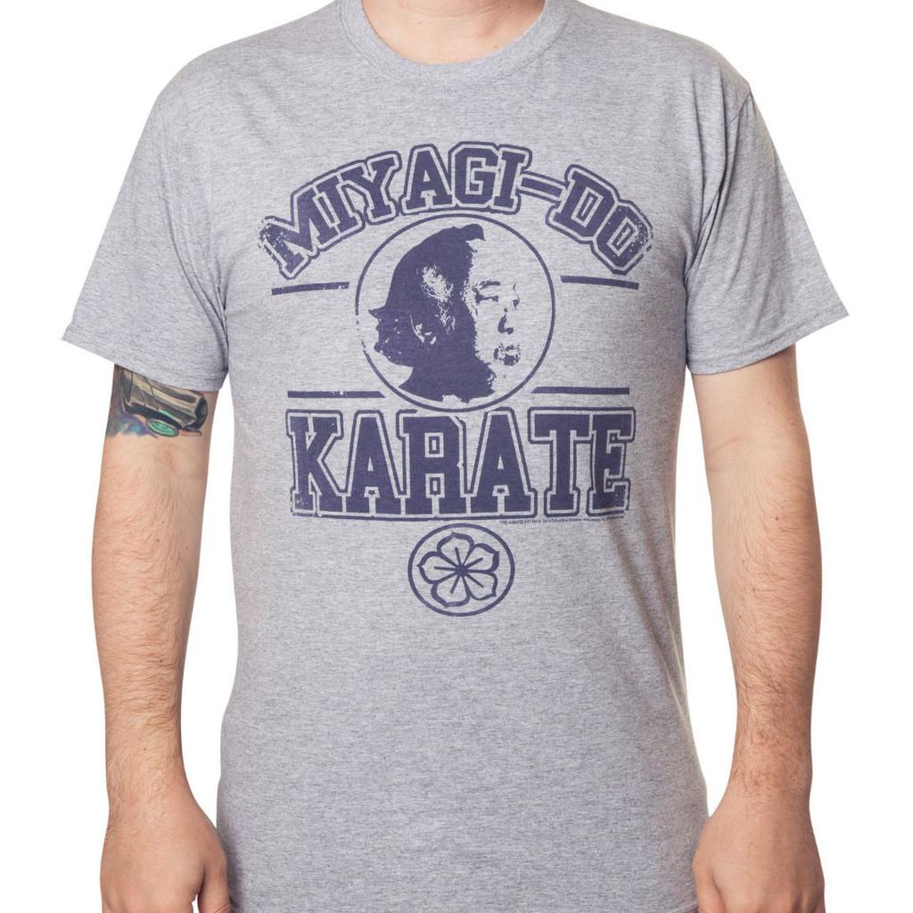 1984 Karate Kid Miyagi-Do Tee