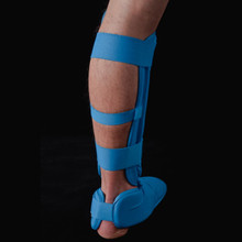 Tokaido WKF Shin and Foot Protector - Blue