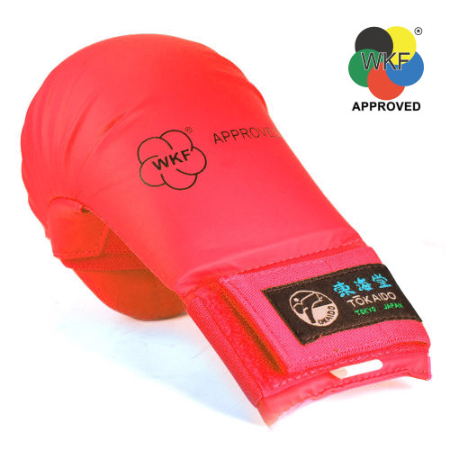 Tokaido WKF approved Mitts