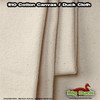 "#10/60"" Cotton Canvas Fabric / Duck Cloth (15oz) - NATURAL"
