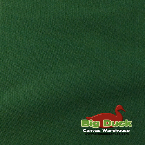 Wholesale 1000 Denier Coated Polyester Canvas Hunter Green