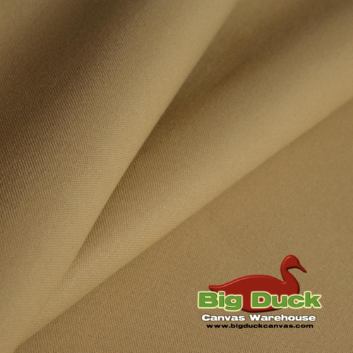 "#8 60"" Cotton Canvas Fabric/Cotton Duck Khaki (was Number 8 Linen)"
