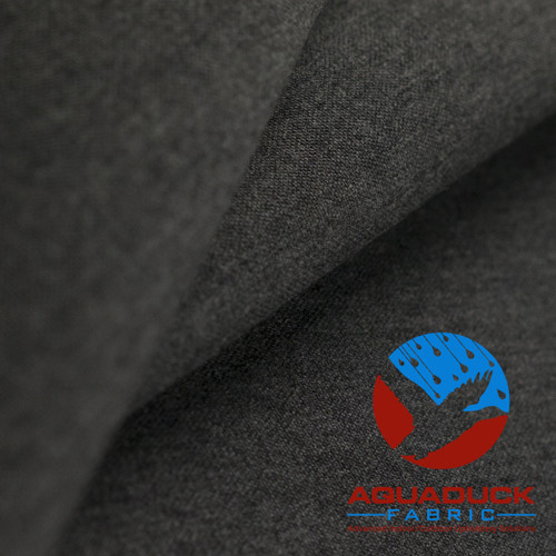 wholesale outdoor furniture fabric aquaduck canvas charcoal gray rolls