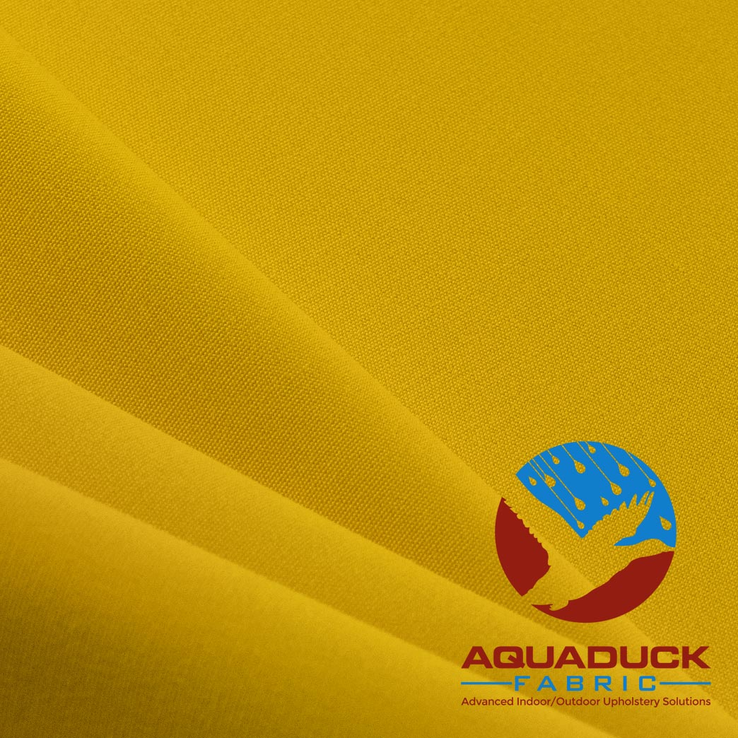 AquaDuck® Outdoor Furniture Fabric   Sunshine