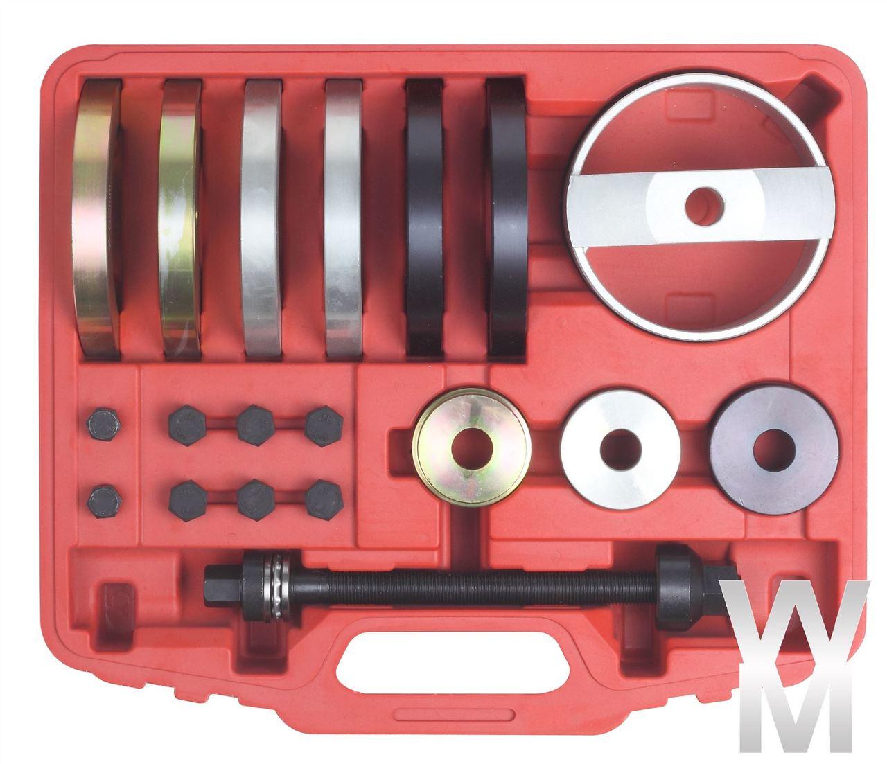 Volkswagen Wheel Bearing Puller : Wonderman tools