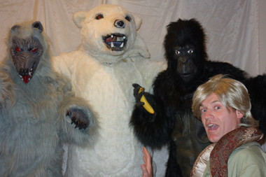 Animal Costumes for Hire
