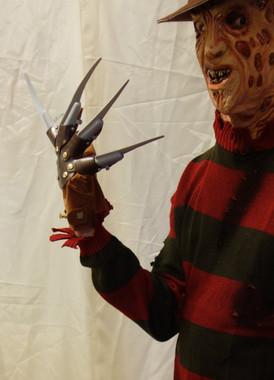 Freddy Kruger Costume Glove - Nightmare on Elm Street