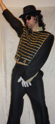 Michael Jackson Costume For Hire