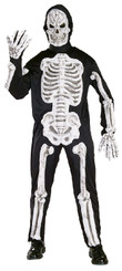 Skeleton Costume for Hire - The Littlest Costume Shop, Melbourne