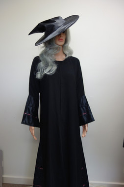 Classic and Classy Witch Costume - The Littlest Costume Shop, Melbourne