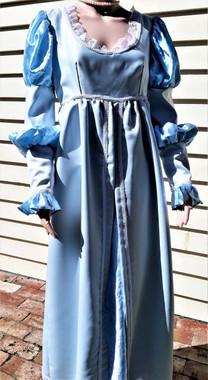 Jane Austen Regency Dress for Hire