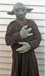 Yoda Costume For Hire