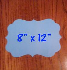 "8"" x 12"" Aluminum Dye Sublimation Benelux Style Blanks, 5PCs@ $5.45ea"