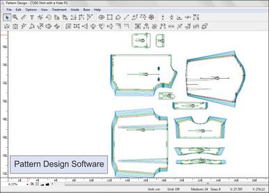 Pattern Design Software
