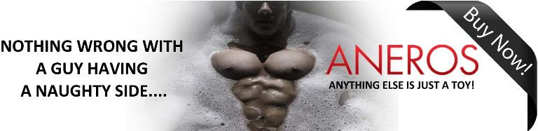 Aneros prostate stimulator provides intense male g-spot prostate